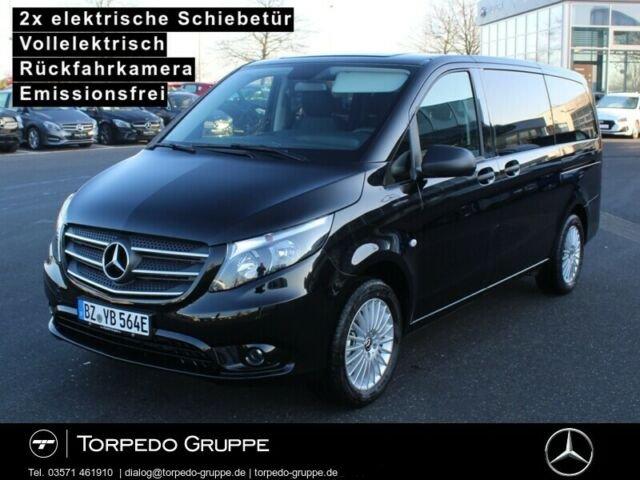 Mercedes-Benz eVito 111 VOLLELEKTRISCH 8 Sitzer LANG+KAMERA, Jahr 2020, Elektro