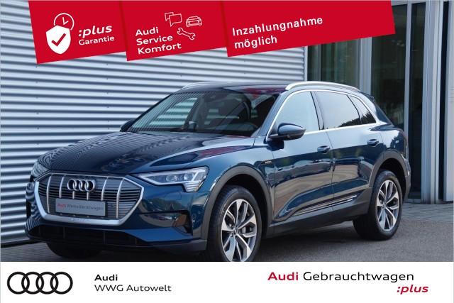 Audi e-tron 50 quattro, Virtual Cockpit,Rückfahrkamera,Navi Plus,Assistenzpaket,, Jahr 2020, Elektro