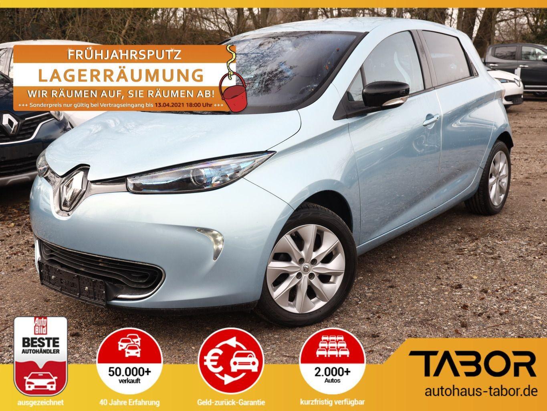 Renault Zoe Intens R210 Nav Klimaaut. Kam PDChi KeyLess, Jahr 2015, Elektro