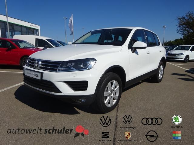 Volkswagen Touareg 3.0 V6 TDI BMT ALLRAD AUTOM. AHK XENON, Jahr 2016, Diesel