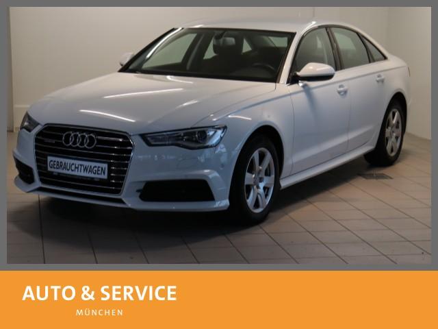 Audi A6 Lim. 2.0 TDI quattro Stronic StandHzg|AHK|PDC, Jahr 2017, Diesel
