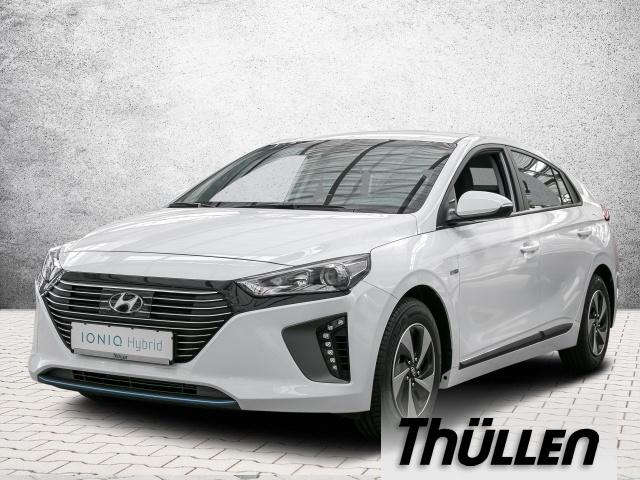 Hyundai Ioniq Hybrid Trend 1.6 Benzin, Jahr 2019, Benzin