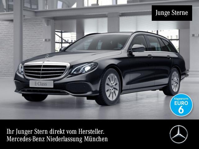 Mercedes-Benz E 220 d T LED AHK Kamera PTS Easy-Pack Sitzh Temp, Jahr 2017, Diesel
