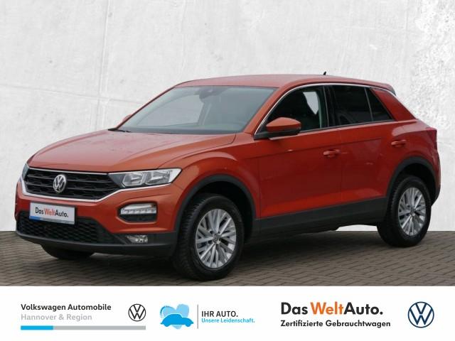Volkswagen T-ROC 1.6 TDI DPF Navi Klima PDC Sitzhz, Jahr 2020, Diesel