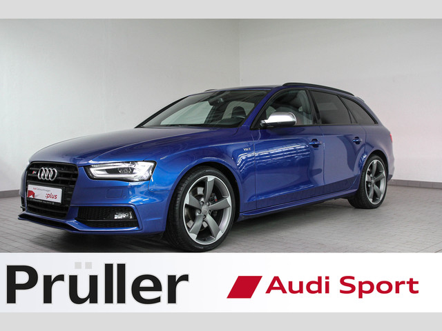 Audi S4 Avant 3.0 TFSI qu Stro Pano B&O Xenon ACC, Jahr 2015, petrol