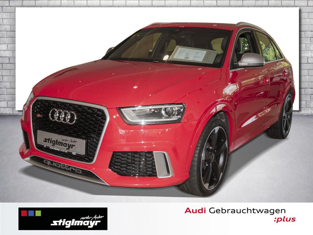 Audi RSQ3 2.5 TFSI quattro AHK+NAVI+XENON, Jahr 2013, Benzin