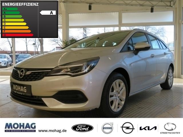 Opel Astra K Sports Tourer Edition 1,2l *Start-Stopp* -EU6d-T-, Jahr 2020, Benzin
