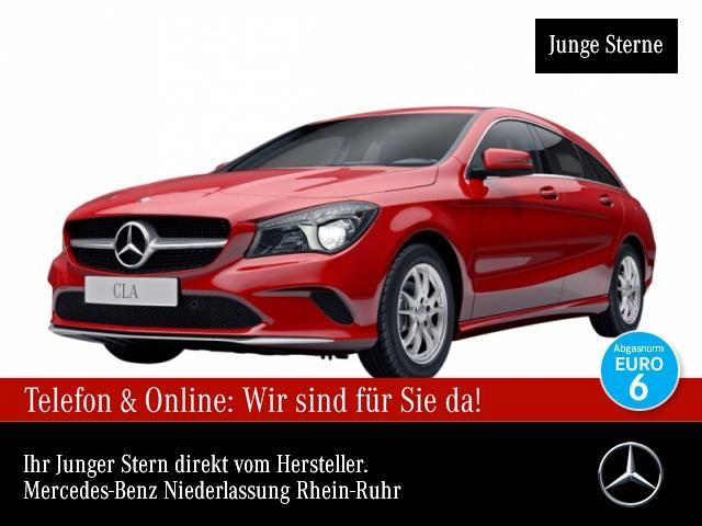Mercedes-Benz CLA 180 d SB Navi Easy-Pack Sitzh Sitzkomfort Temp, Jahr 2016, Diesel