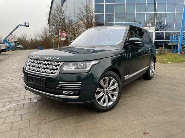 Land Rover Range Rover SDV8 Autobiography, Jahr 2016, Diesel