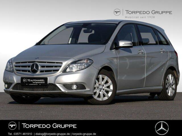 Mercedes-Benz B 180 CDI AHK+SHZ+KLIMA+EASY-PACK+Regensensor, Jahr 2013, Diesel
