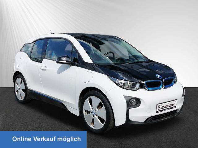 BMW i3 94Ah Klima Comfort Schnellladen Sitzhzg., Jahr 2017, Hybrid