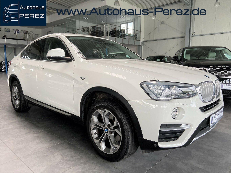 BMW X4 20i xDrive xLINE XENON-DRIVING ASSIST-PDC-SHZ, Jahr 2017, Benzin