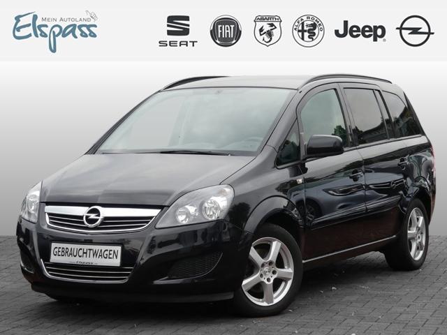 Opel Zafira B Family 1.8 KLIMA TEMPOMAT LM-FELGEN MP3, Jahr 2014, Benzin