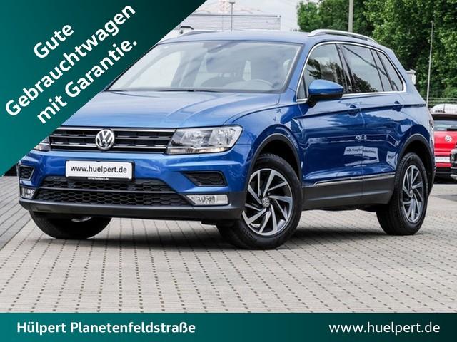 Volkswagen Tiguan 1.4 Sound NAVI APP-CONN ACC PDC ALU17, Jahr 2017, Benzin