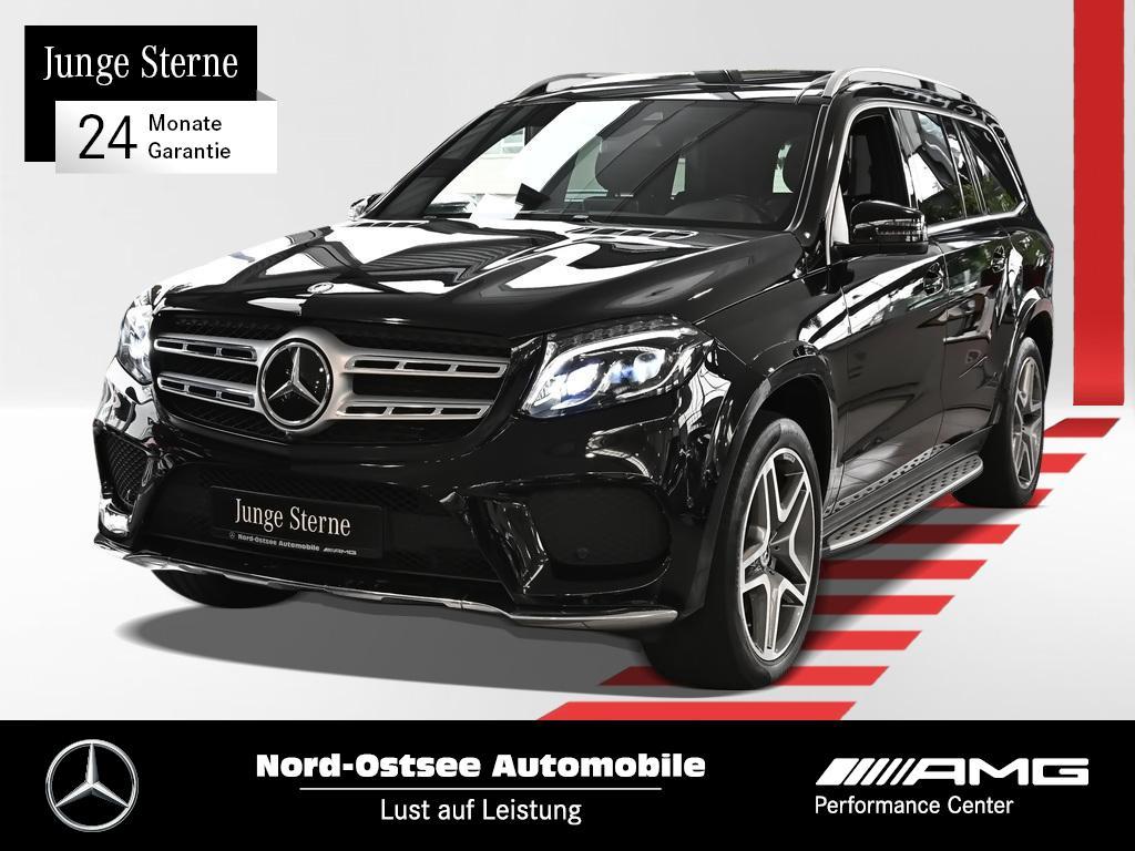 Mercedes-Benz GLS 350 d 4M AMG LED AHK Pano Standhzg Distronic, Jahr 2018, Diesel