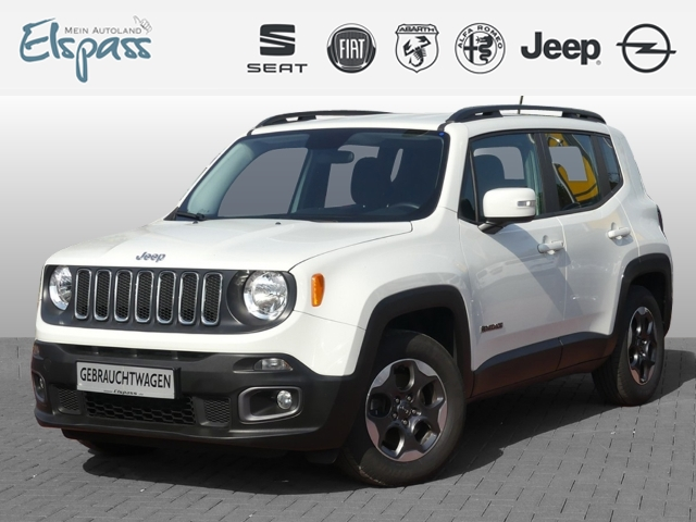 Jeep Renegade Longitude FWD 1 KLIMA NAVI PDC, Jahr 2016, petrol