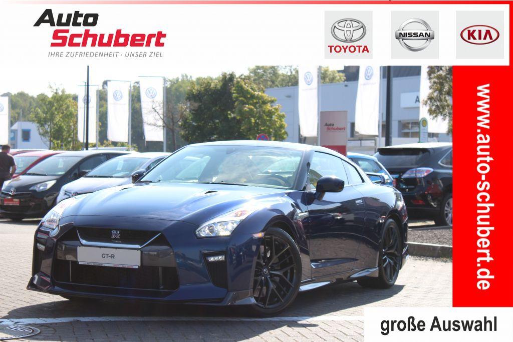 Nissan GT-R Prestige Edition+Garantie+Leder Ivory+Titan-SportabGasanlage, Jahr 2018, Benzin