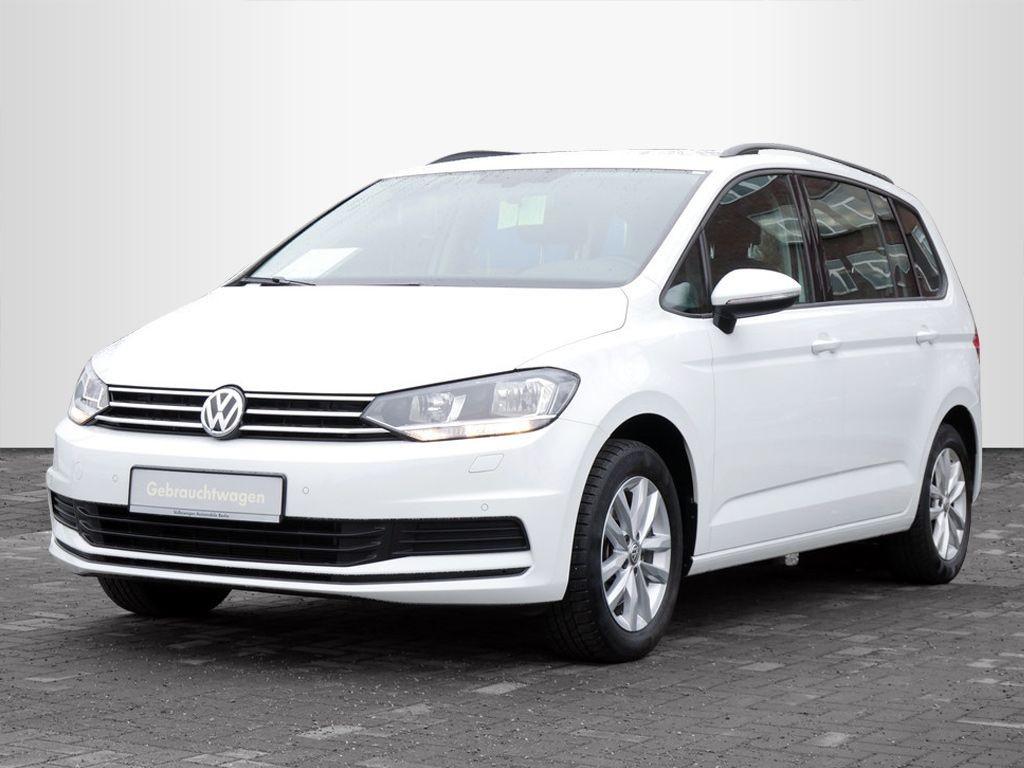 Volkswagen Touran 1.6TDI DSG Comfortline NAVI, Jahr 2017, Diesel