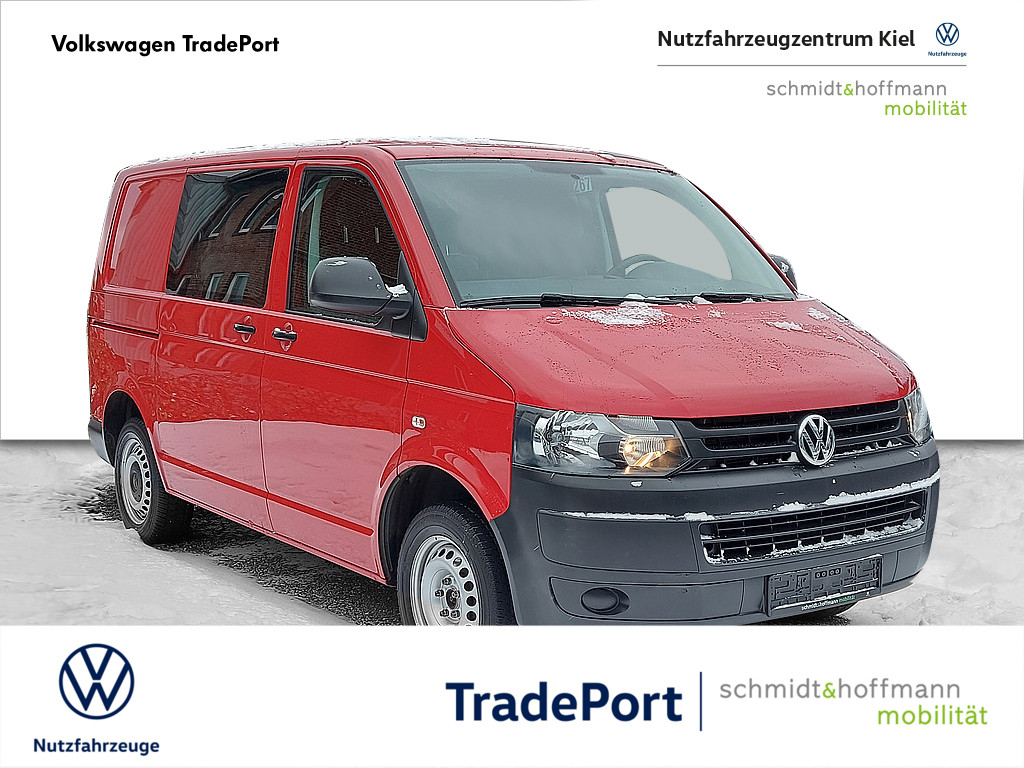 Volkswagen T5 Transporter 2.0 TDI Kombi, Jahr 2015, Diesel