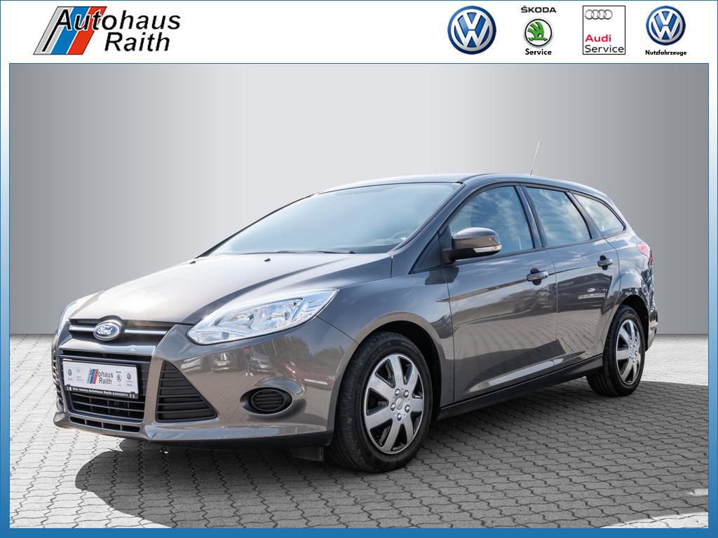 Ford Focus Turnier 1.0 EcoBoost Trend SHZ/Klima, Jahr 2013, Benzin