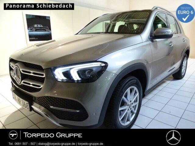 Mercedes-Benz GLE 300 d 4M LED+PANO+KAMERA+PTS+SHZ+KLIMA+EASY-, Jahr 2020, Diesel
