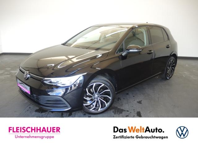 Volkswagen Golf VIII Life 2.0 TDI EU6d-Temp, Jahr 2020, Diesel