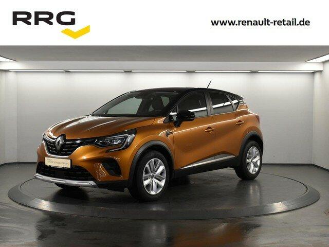Renault CAPTUR II EXPERIENCE TCe 101 NAVIGATION, Jahr 2020, Benzin