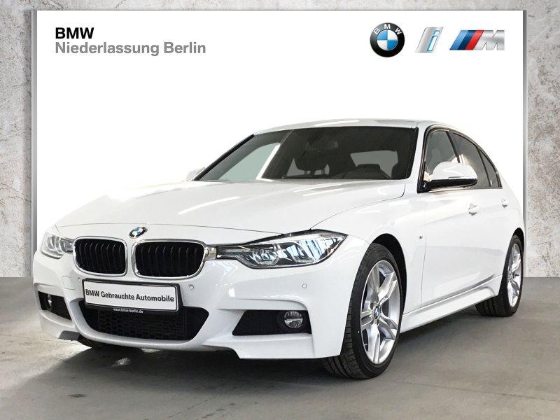 BMW 318d Lim. EU6 Aut. M Sport LED Navi PDC Alarm, Jahr 2017, Diesel