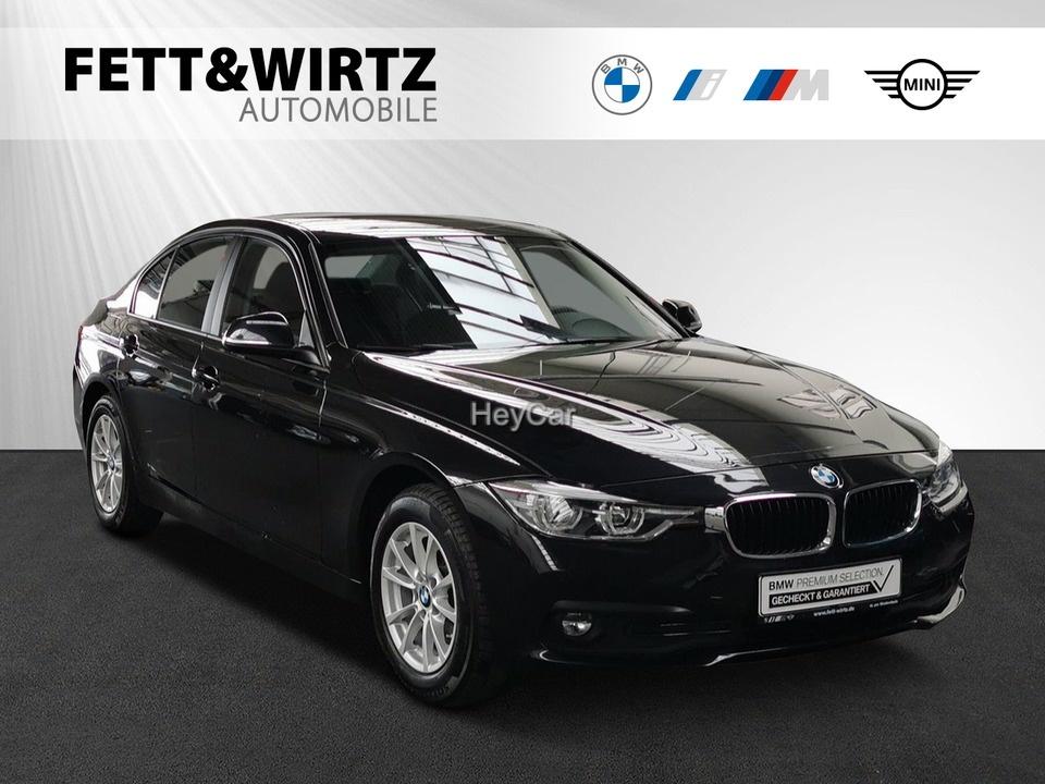 BMW 316d Adv. LED Komfortzugang SHZ PDC, Jahr 2018, Diesel