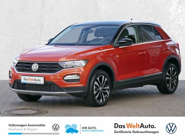 Volkswagen T-ROC 1.6 TDI United Navi PDC SHZ, Jahr 2020, Diesel
