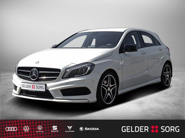 Mercedes-Benz A 200 AMG Line Xen*Navi*18Z*Sportpaket*AMG*, Jahr 2013, Benzin