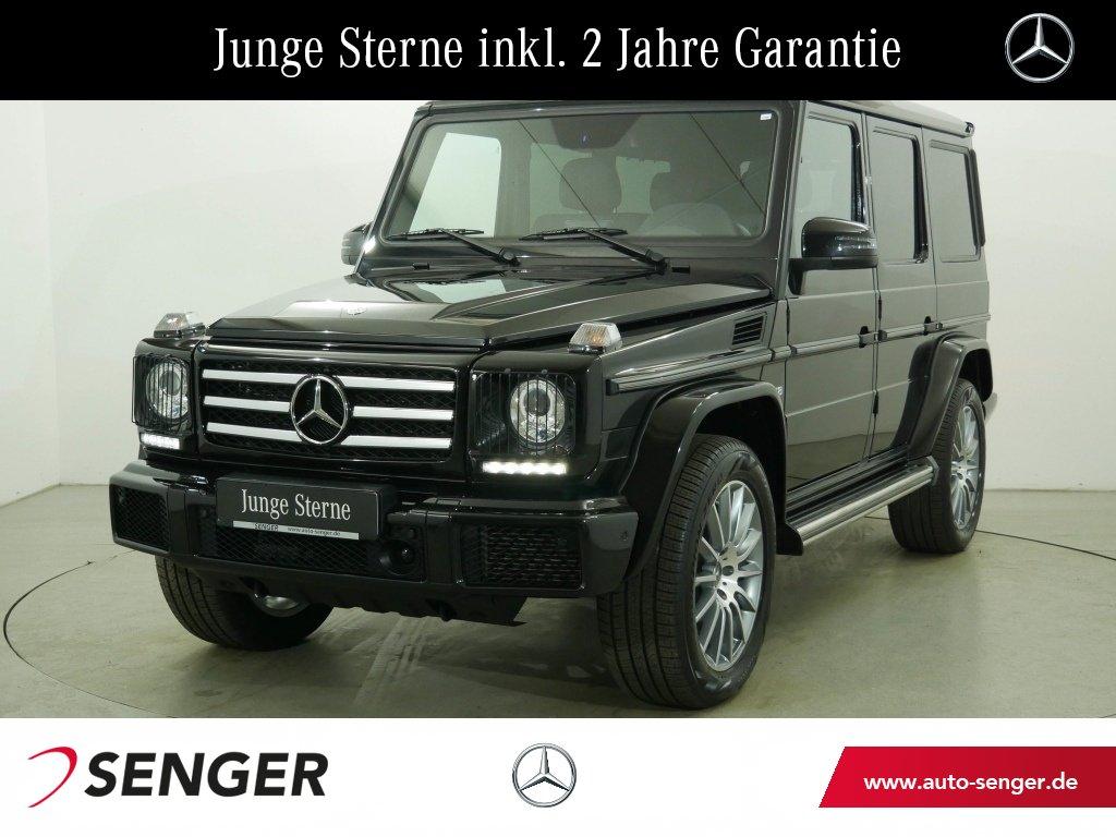 Mercedes-Benz G 500 Sport-Paket Standheizung AHK Comand Xenon, Jahr 2015, Benzin