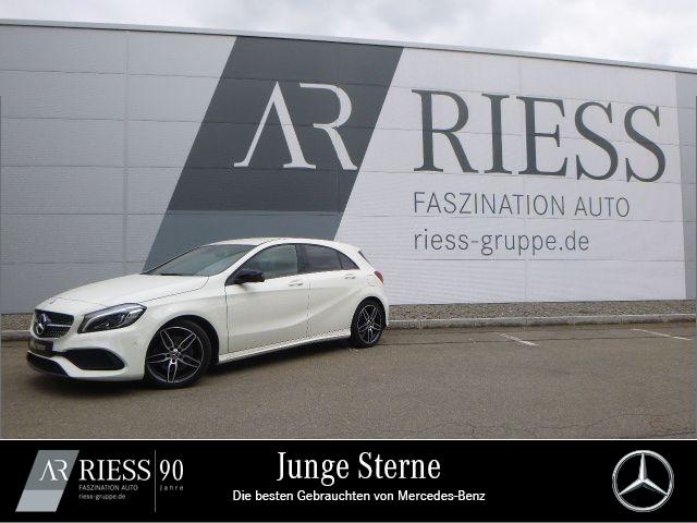 Mercedes-Benz A 250 4M 7G AMG Sport Night Navi LED Kamera PTS, Jahr 2017, Benzin