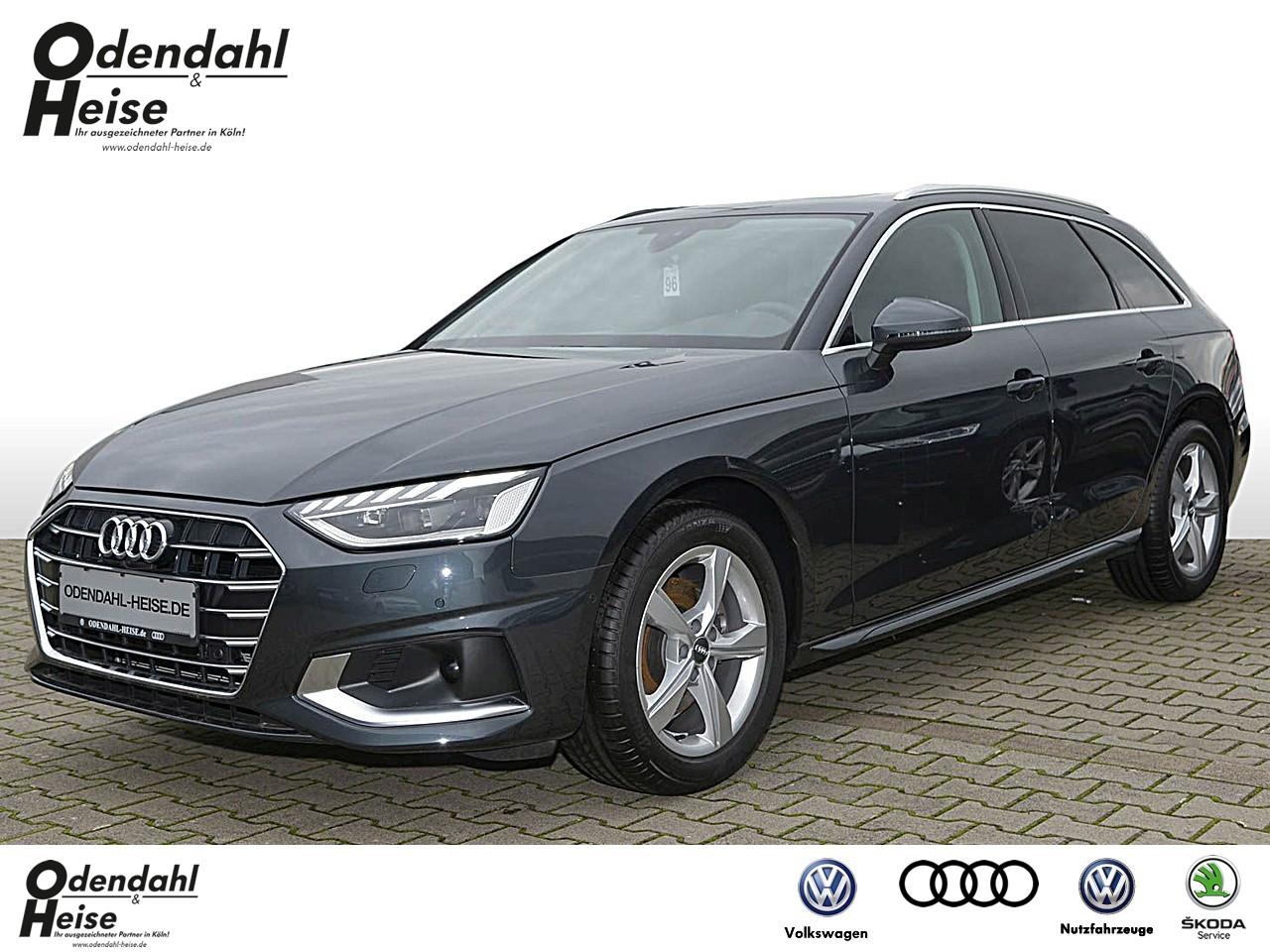 Audi A4 Avant advanced 30 TDI S tronic EU6 Klima, Jahr 2019, Diesel