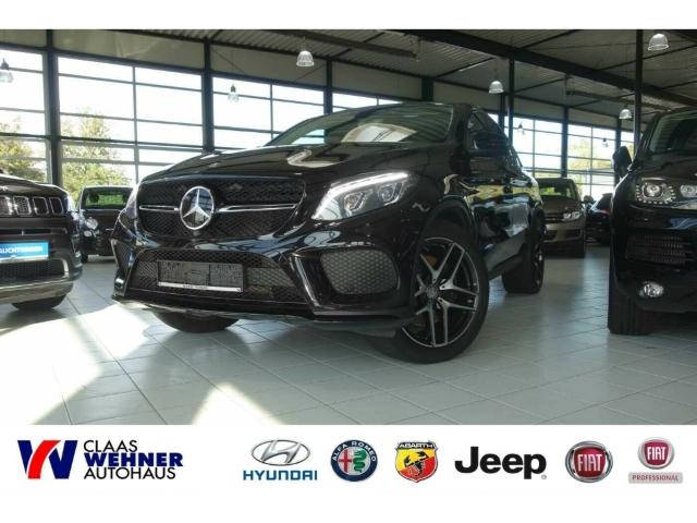 Mercedes-Benz GLE 450 AMG Coupe 43 Allrad,Pano,AHK, Jahr 2016, Benzin
