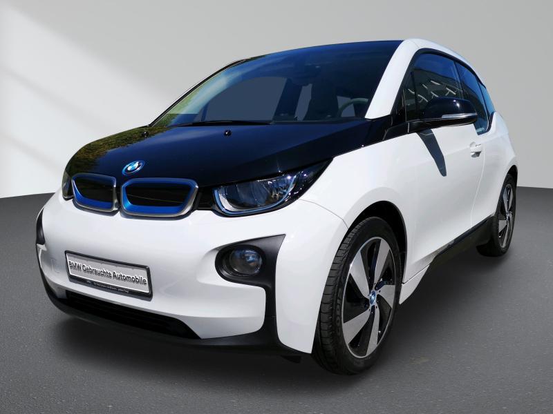 BMW i3 (94 Ah) 19 Navi Prof. Klimaaut. Sitzhzg. Vorn, Jahr 2017, Elektro