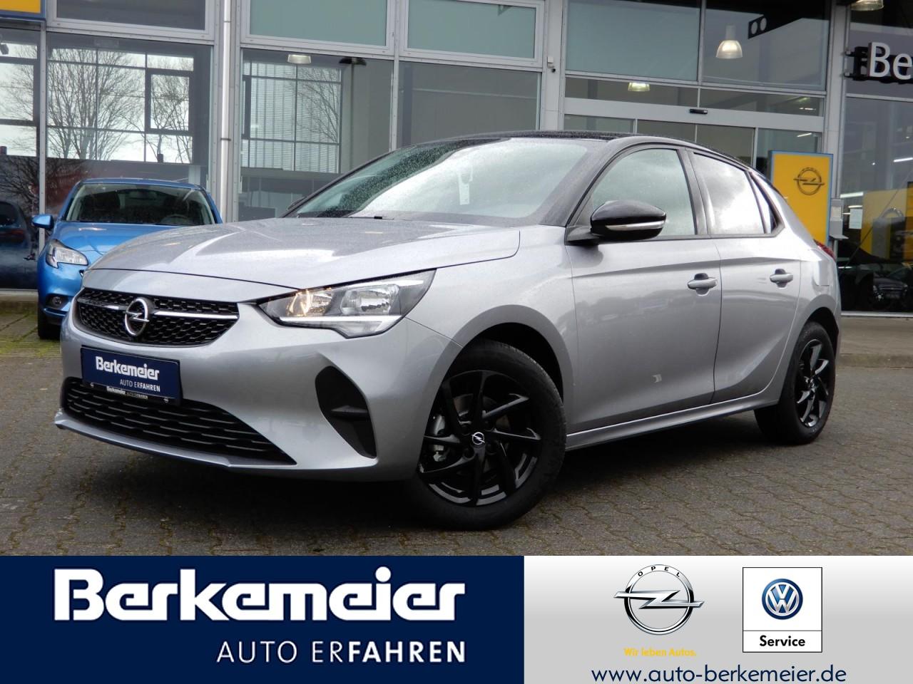 Opel Corsa Edition 1.2 *Multimedia/Parkpilot/Alufelgen*, Jahr 2020, Benzin