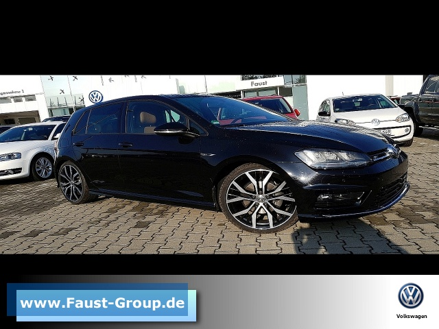 Volkswagen Golf VII Edition 40 R-Line Highline UPE 39000 EUR, Jahr 2015, Diesel
