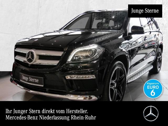 Mercedes-Benz GL 350 4M BT AMG Fondent 360° Airmat Stdhzg Pano, Jahr 2015, diesel