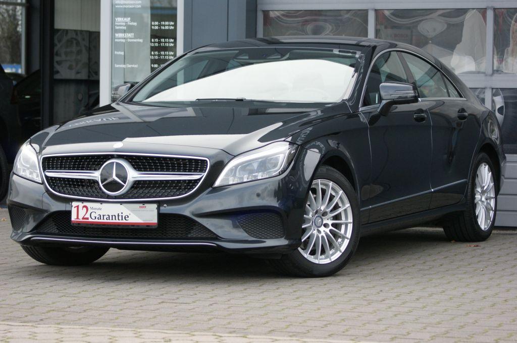 Mercedes-Benz CLS 350 (BlueTEC) d 9G-TRONIC, Jahr 2016, Diesel