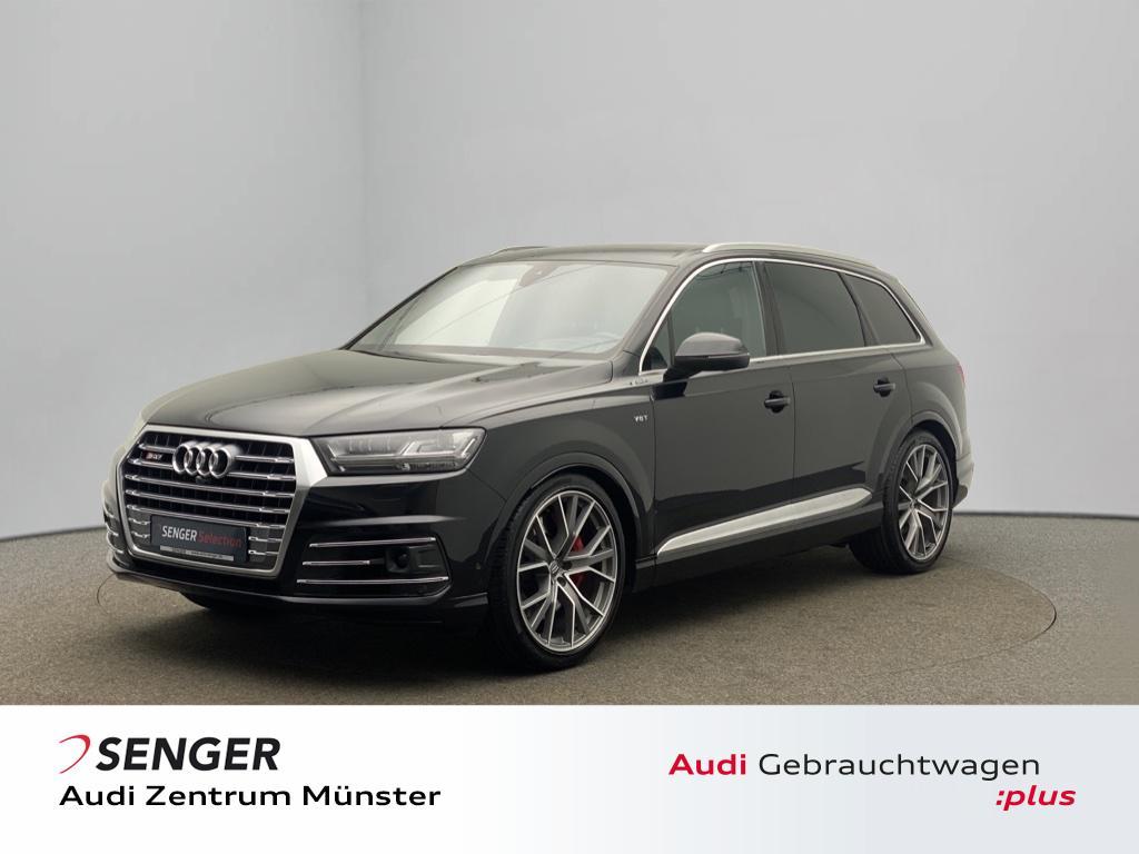 Audi SQ7 4.0 TDI quattro 435PS Kamera Standhzg. BOSE, Jahr 2017, Diesel