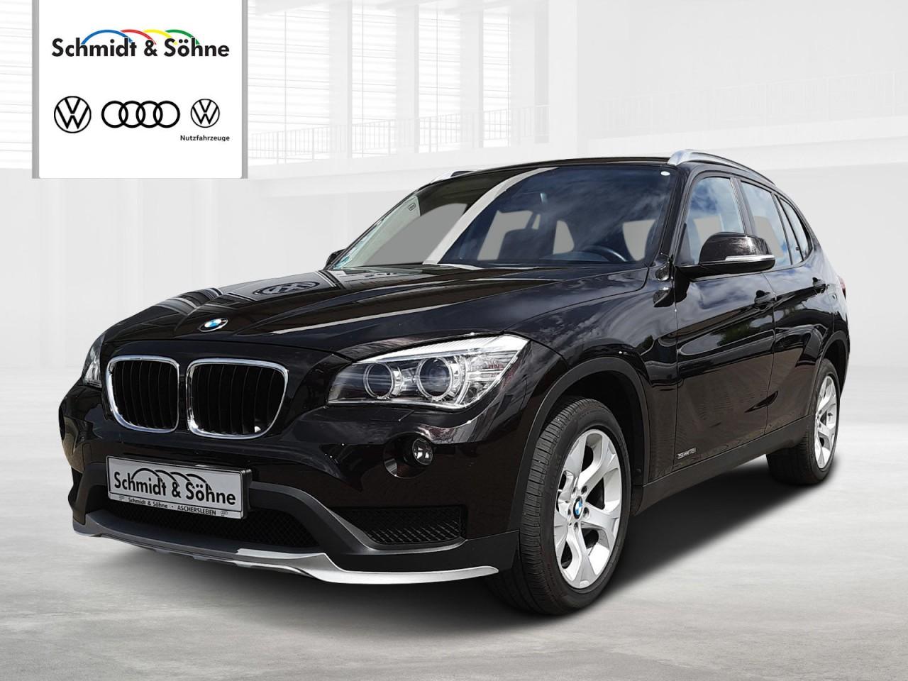 BMW X1 18i sDrive XENON, EPH, SHZ, KL-AUT, NSW, MAL, Jahr 2014, Benzin