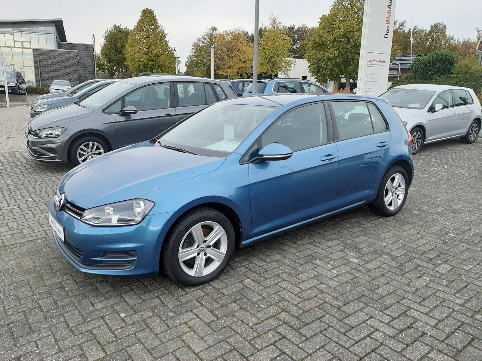 Volkswagen Golf VII 1.2 TSI BMT Comfortline, Jahr 2013, Benzin