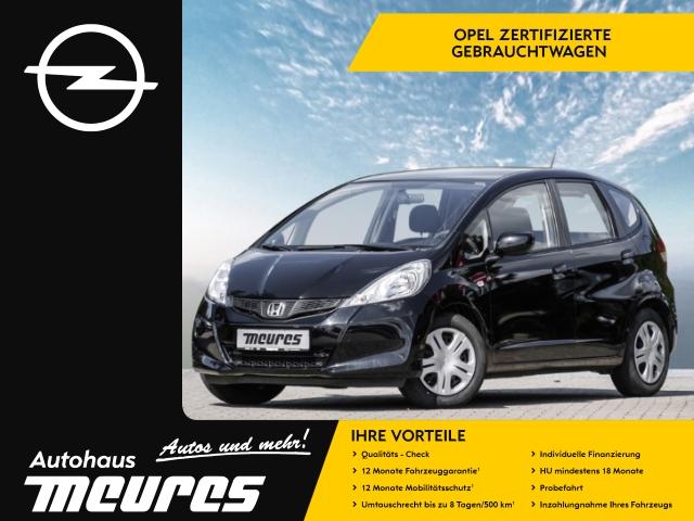 Honda Jazz 1.2 Trend i KLIMAAUTO RADIO-CD EFH ZV -, Jahr 2012, petrol