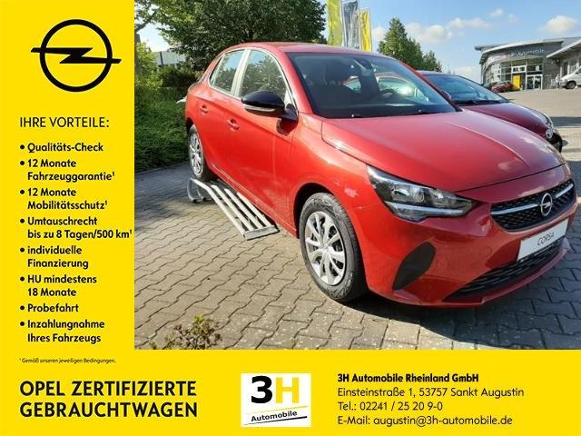 Opel Corsa Edition RadioBT*Klima*Isofix*, Jahr 2020, Benzin
