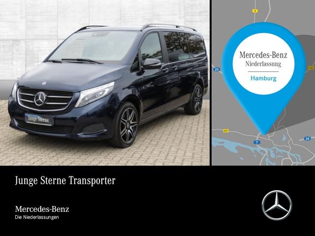 Mercedes-Benz V 220 d EDITION Lang AHK Panorama Sportp. Kamera, Jahr 2018, Diesel