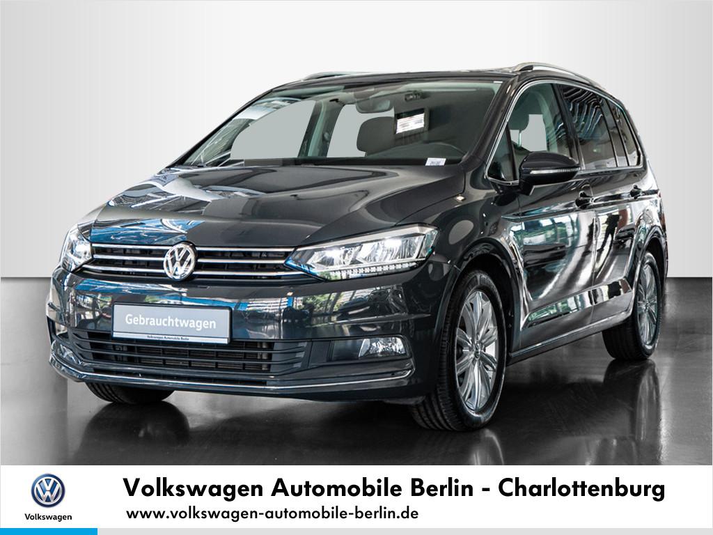 Volkswagen Touran 1.8 TSI Highline BMT, Jahr 2017, Benzin