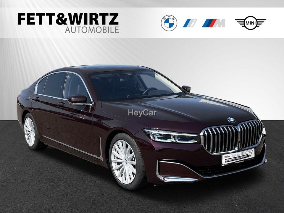 BMW 745e UPE 137.900,- Klimasitze+Massage+ HUD B&W, Jahr 2020, Hybrid