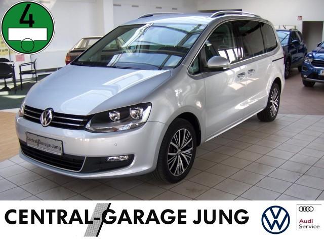 Volkswagen Sharan 2,0 TDI Allstar Klima Navi Einparkhilfe, Jahr 2016, Diesel