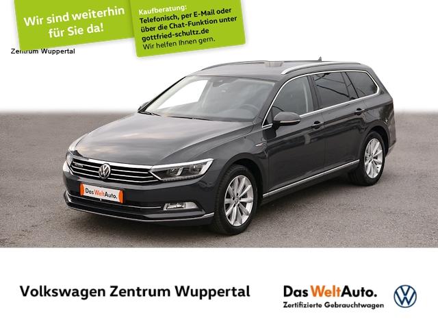 Volkswagen Passat Var Highline DSG 4M NAVI LED AHK SHZ PDC, Jahr 2018, Diesel